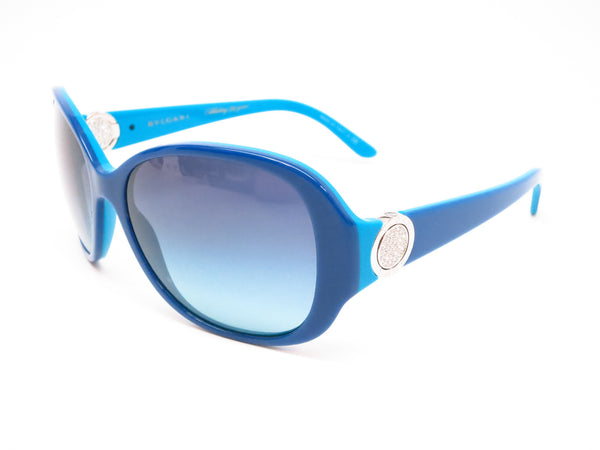 Bvlgari BV 8138B 5331/4S Blue Azure Sunglasses - Eye Heart Shades - Bvlgari - Sunglasses - 1