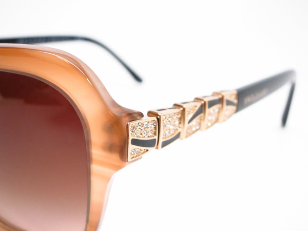 Bvlgari BV 8142B 5235/13 Striped Honey Sunglasses - Eye Heart Shades - Bvlgari - Sunglasses - 3