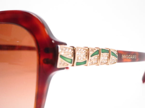 Bvlgari BV 8142B 5268/13 Blonde Havana Sunglasses - Eye Heart Shades - Bvlgari - Sunglasses - 3