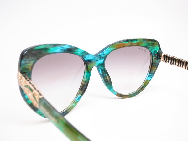 Bvlgari BV 8143B 5340/8E Green Aqua Sunglasses - Eye Heart Shades - Bvlgari - Sunglasses - 6