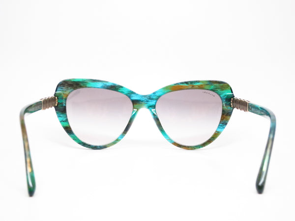Bvlgari BV 8143B 5340/8E Green Aqua Sunglasses - Eye Heart Shades - Bvlgari - Sunglasses - 7