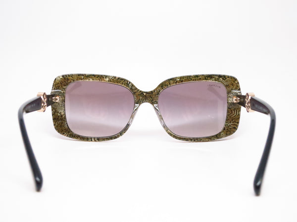 Bvlgari BV 8146B 5325/11 Top Black on Glitter Gold Sunglasses - Eye Heart Shades - Bvlgari - Sunglasses - 7
