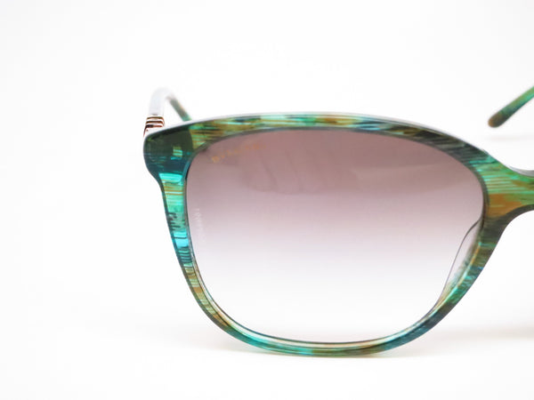 Bvlgari BV 8152B 5340/8E Green Aqua Fantasy Sunglasses - Eye Heart Shades - Bvlgari - Sunglasses - 4