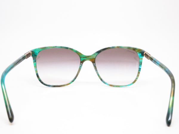 Bvlgari BV 8152B 5340/8E Green Aqua Fantasy Sunglasses - Eye Heart Shades - Bvlgari - Sunglasses - 7
