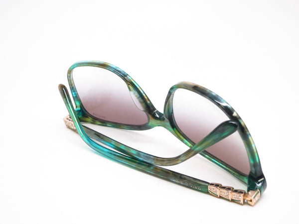 Bvlgari BV 8152B 5340/8E Green Aqua Fantasy Sunglasses - Eye Heart Shades - Bvlgari - Sunglasses - 8