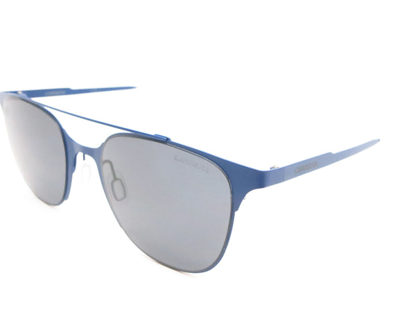 Carrera 116/S D6KP9 Matte Blue Sunglasses - Eye Heart Shades - Carrera - Sunglasses - 1