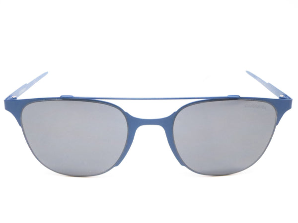 Carrera 116/S D6KP9 Matte Blue Sunglasses - Eye Heart Shades - Carrera - Sunglasses - 2