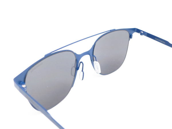 Carrera 116/S D6KP9 Matte Blue Sunglasses - Eye Heart Shades - Carrera - Sunglasses - 6