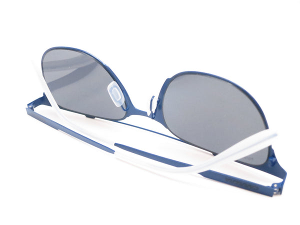 Carrera 116/S D6KP9 Matte Blue Sunglasses - Eye Heart Shades - Carrera - Sunglasses - 7