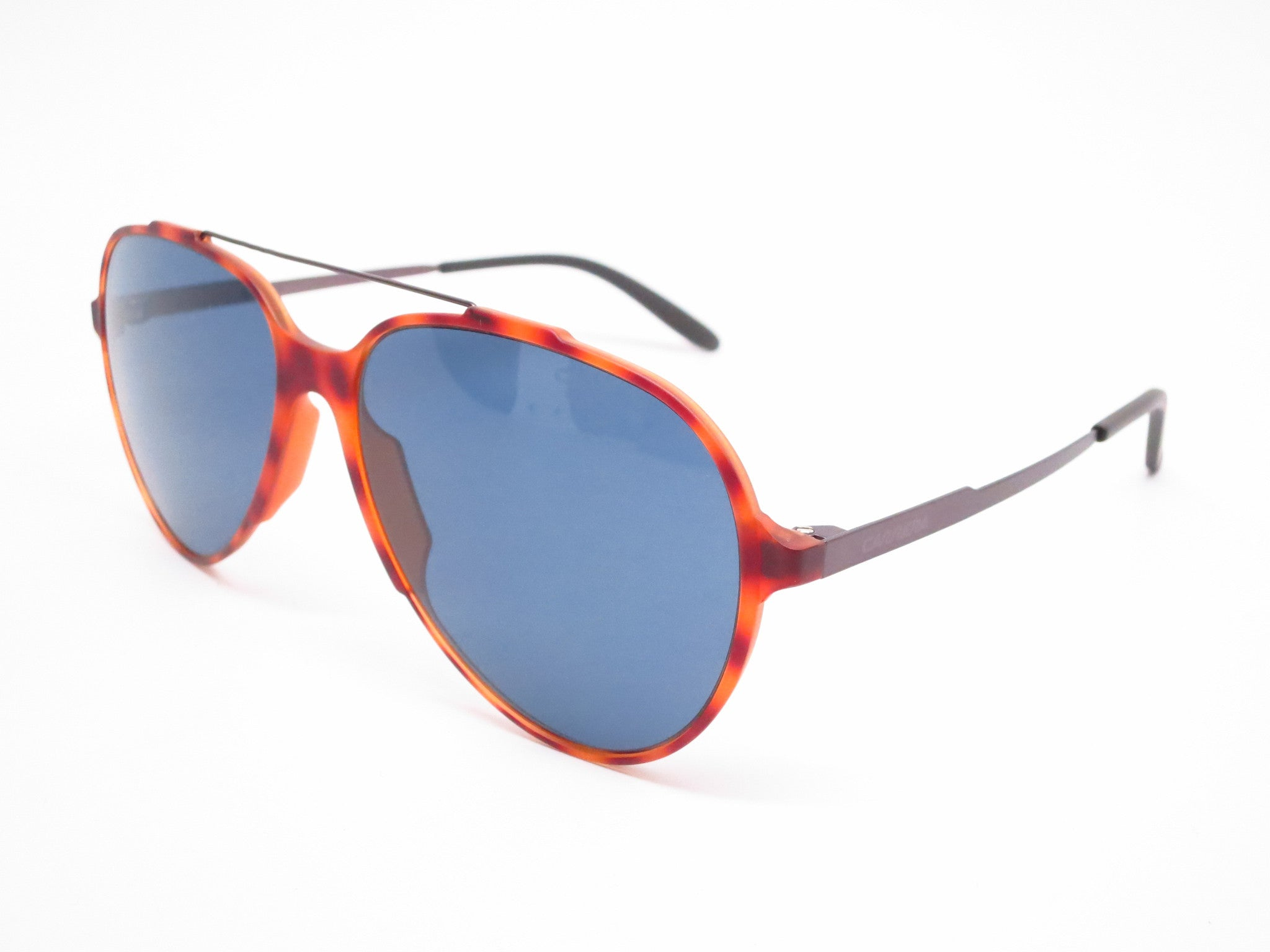 b988b6b214 Carrera 118 S T6L8F Light Havana Sunglasses - Eye Heart Shades - Carrera -  Sunglasses