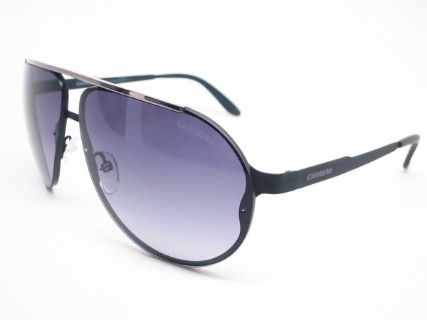 Carrera 90/S 003HD Matte Black Sunglasses - Eye Heart Shades - Carrera - Sunglasses - 1