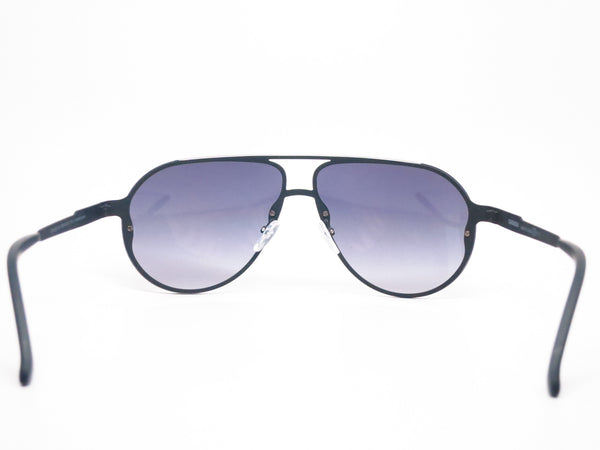 Carrera 90/S 003HD Matte Black Sunglasses - Eye Heart Shades - Carrera - Sunglasses - 7