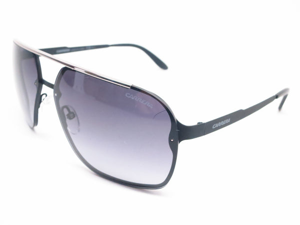 Carrera 91/S 003HD Matte Black Sunglasses - Eye Heart Shades - Carrera - Sunglasses - 1