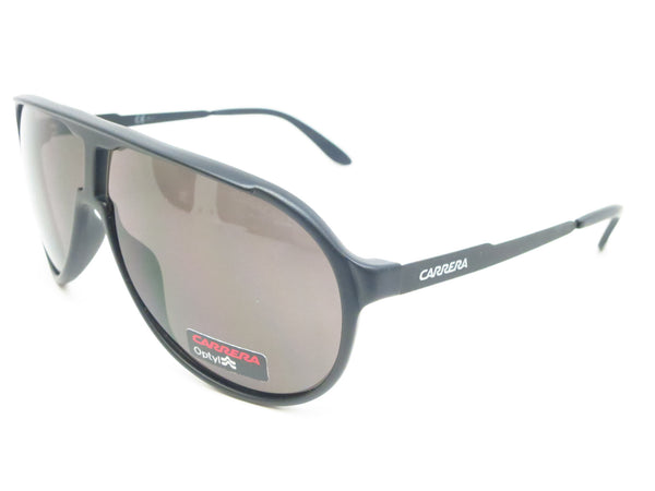 Carrera New Champion GUYNR Matte Black Sunglasses - Eye Heart Shades - Carrera - Sunglasses - 1