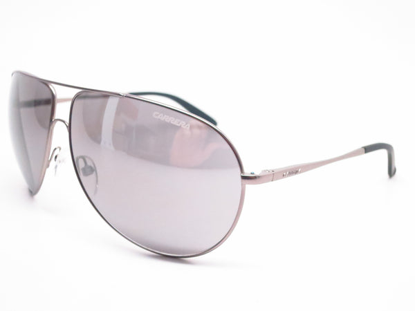 Carrera New Gipsy R80T4 Semi Matte Dark Ruthenium Sunglasses - Eye Heart Shades - Carrera - Sunglasses - 1