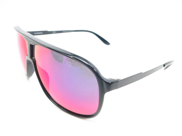 Carrera New Safari F3IMI Black Sunglasses - Eye Heart Shades - Carrera - Sunglasses - 1