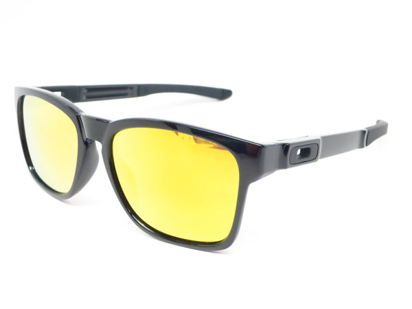Oakley Catalyst OO9272-04 Polished Black Sunglasses - Eye Heart Shades - Oakley - Sunglasses - 1