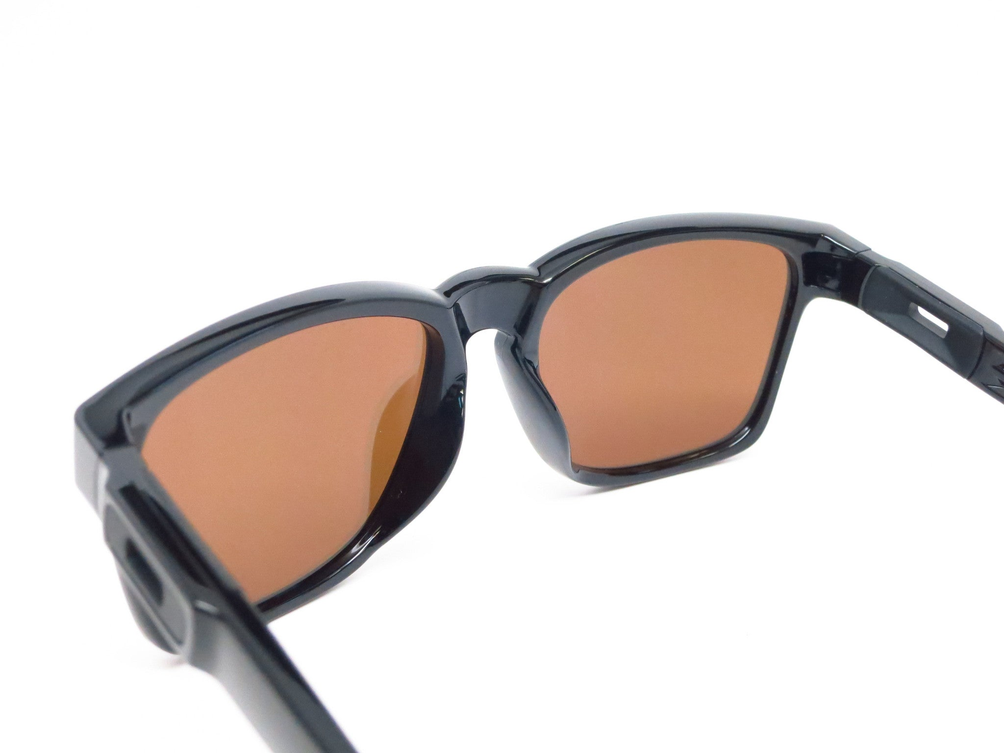 oakley shades g3mg  Oakley Catalyst OO9272-04 Polished Black Sunglasses