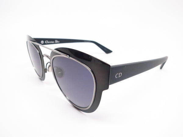 Dior Chromic LMKHD Black Matte Ruthenium Sunglasses - Eye Heart Shades - Dior - Sunglasses - 1