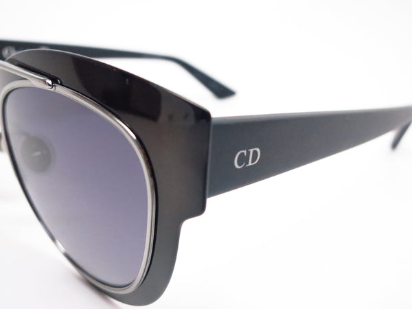 Dior Chromic LMKHD Black Matte Ruthenium Sunglasses - Eye Heart Shades - Dior - Sunglasses - 3