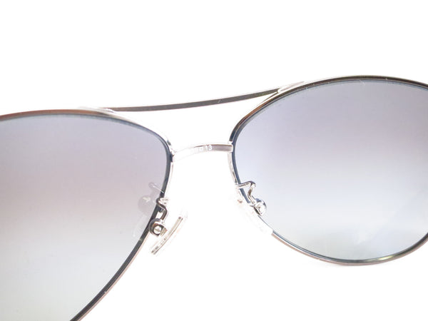 Coach HC 7003 Kristina 9010/T3 Dark Silver / Pink Polarized Sunglasses - Eye Heart Shades - Coach - Sunglasses - 8