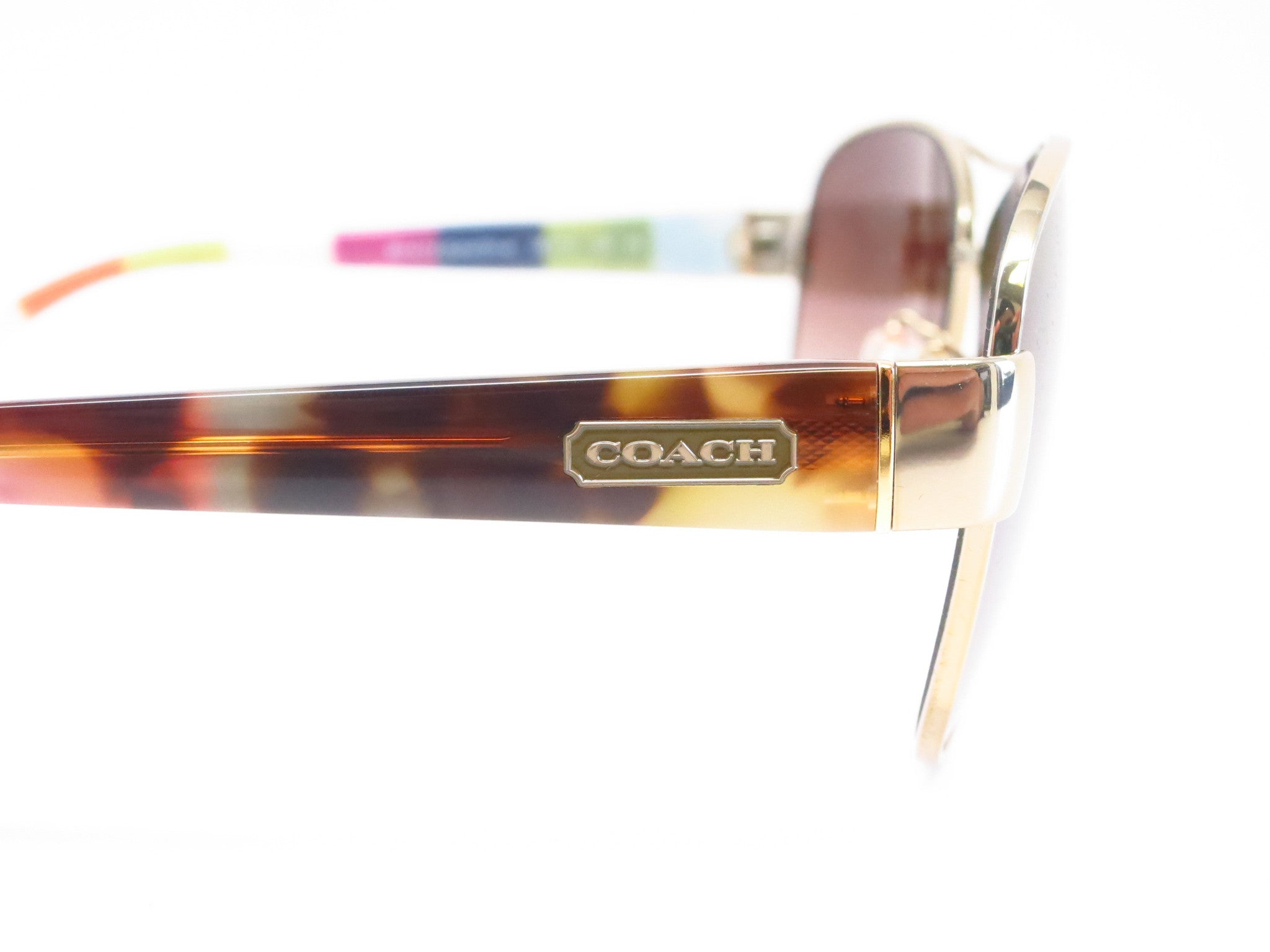 Coach Eyeglass Frames Repair : Coach eyeglasses replacement parts Fashion glasses photo ...