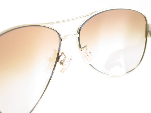 Coach HC 7003 Kristina 9176/6E Gold / Tortoise Sand Signature C Sunglasses - Eye Heart Shades - Coach - Sunglasses - 5