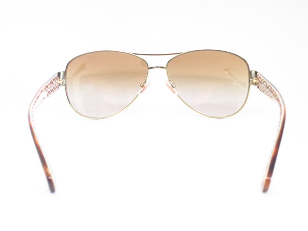 Coach HC 7003 Kristina 9176/6E Gold / Tortoise Sand Signature C Sunglasses - Eye Heart Shades - Coach - Sunglasses - 9