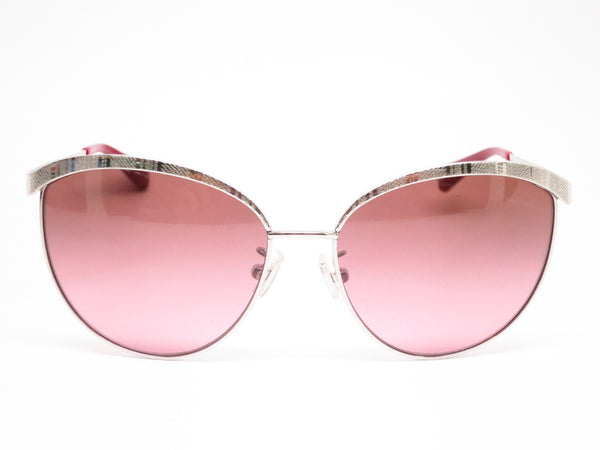 Coach HC 7027 Catrice 9001/14 Silver Sunglasses - Eye Heart Shades - Coach - Sunglasses - 2
