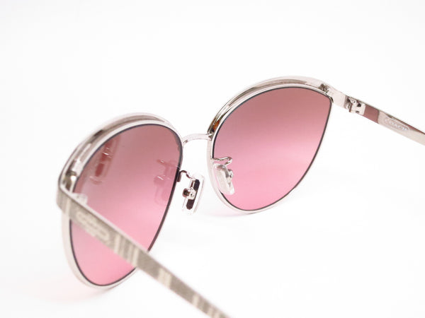 Coach HC 7027 Catrice 9001/14 Silver Sunglasses - Eye Heart Shades - Coach - Sunglasses - 6