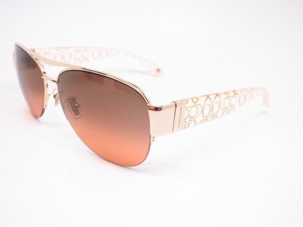 Coach HC 7042 Addison 9178/95 Gold/Crystal Gold Sunglasses - Eye Heart Shades - Coach - Sunglasses - 1