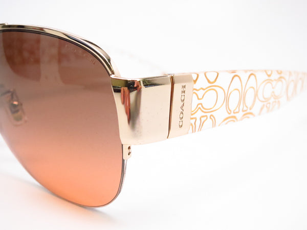 Coach HC 7042 Addison 9178/95 Gold/Crystal Gold Sunglasses - Eye Heart Shades - Coach - Sunglasses - 3