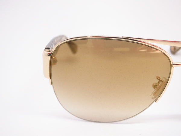 Coach HC 7042 Addison 9180/6E Gold/Khaki Crystal Gold Sunglasses - Eye Heart Shades - Coach - Sunglasses - 4