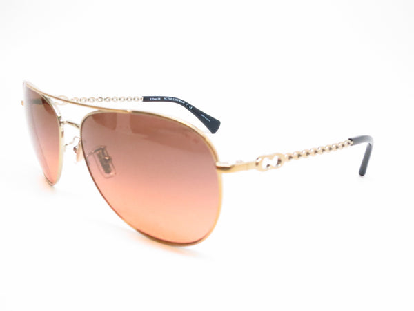 Coach HC 7045 Bree 9053/95 Gold / Black Sunglasses - Eye Heart Shades - Coach - Sunglasses - 1