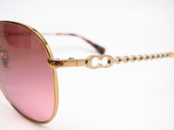 Coach HC 7045 9190/14 Bree Gold / Dark Vintage Tortoise Sunglasses - Eye Heart Shades - Coach - Sunglasses - 3