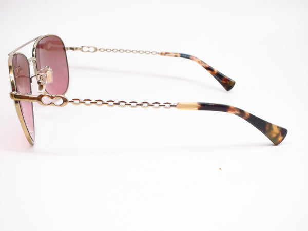 Coach HC 7045 9190/14 Bree Gold / Dark Vintage Tortoise Sunglasses - Eye Heart Shades - Coach - Sunglasses - 5