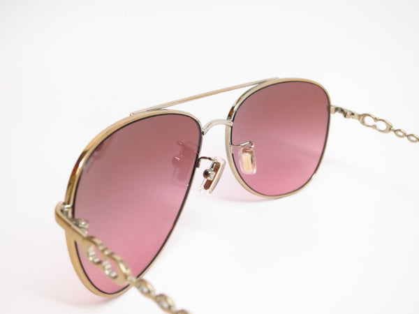 Coach HC 7045 9190/14 Bree Gold / Dark Vintage Tortoise Sunglasses - Eye Heart Shades - Coach - Sunglasses - 6