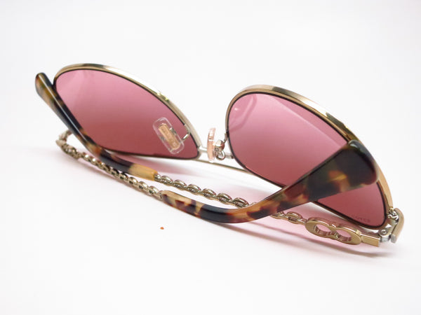 Coach HC 7045 9190/14 Bree Gold / Dark Vintage Tortoise Sunglasses - Eye Heart Shades - Coach - Sunglasses - 8