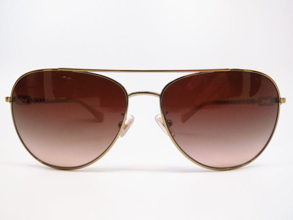 Coach HC 7045 Bree 9191/13 Gold Milky Honey Sunglasses - Eye Heart Shades - Coach - Sunglasses - 2