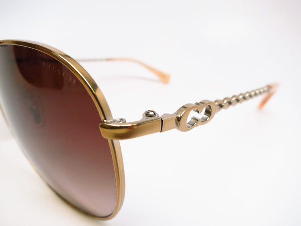 Coach HC 7045 Bree 9191/13 Gold Milky Honey Sunglasses - Eye Heart Shades - Coach - Sunglasses - 3