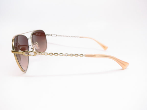 Coach HC 7045 Bree 9191/13 Gold Milky Honey Sunglasses - Eye Heart Shades - Coach - Sunglasses - 5