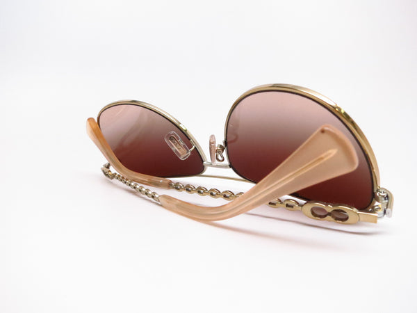 Coach HC 7045 Bree 9191/13 Gold Milky Honey Sunglasses - Eye Heart Shades - Coach - Sunglasses - 8
