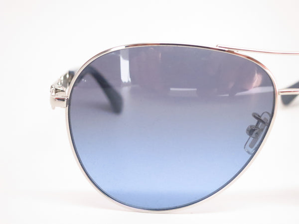 Coach HC 7048 9210/17 Silver/Blue Light Blue Sunglasses - Eye Heart Shades - Coach - Sunglasses - 4