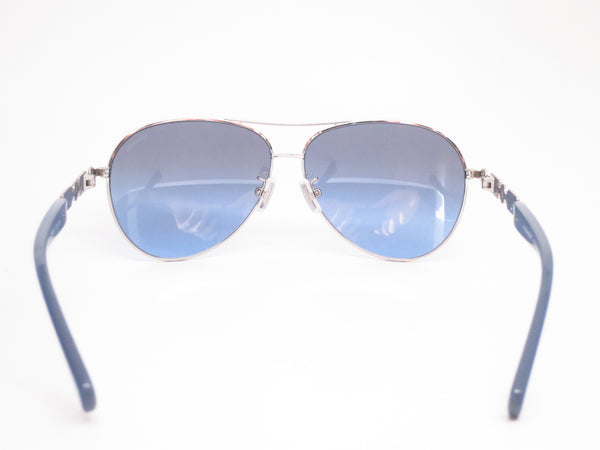 Coach HC 7048 9210/17 Silver/Blue Light Blue Sunglasses - Eye Heart Shades - Coach - Sunglasses - 7
