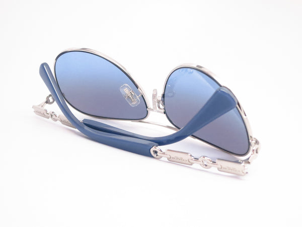 Coach HC 7048 9210/17 Silver/Blue Light Blue Sunglasses - Eye Heart Shades - Coach - Sunglasses - 8