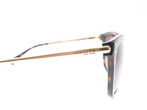 Coach HC 8084 Celia 5170/13 Dark Tortoise / Gold Sunglasses - Eye Heart Shades - Coach - Sunglasses - 4