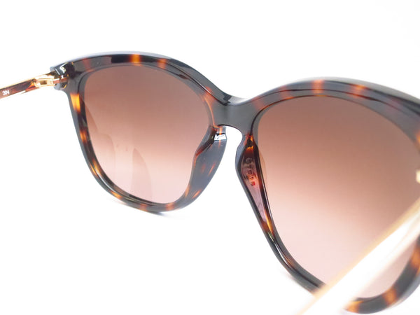 Coach HC 8084 Celia 5170/13 Dark Tortoise / Gold Sunglasses - Eye Heart Shades - Coach - Sunglasses - 5
