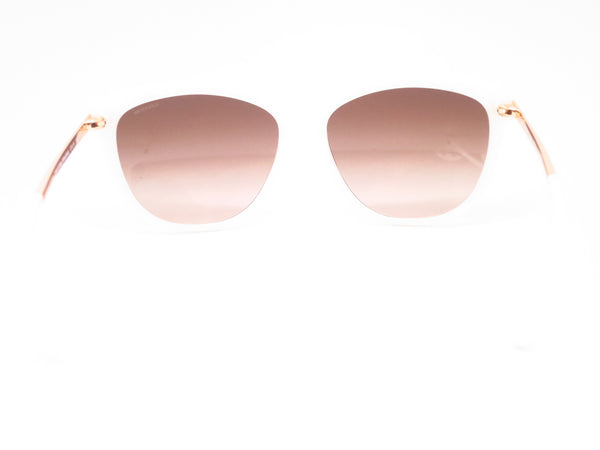 Coach HC 8084 Celia 5181/13 Milky White / Gold Sunglasses - Eye Heart Shades - Coach - Sunglasses - 10