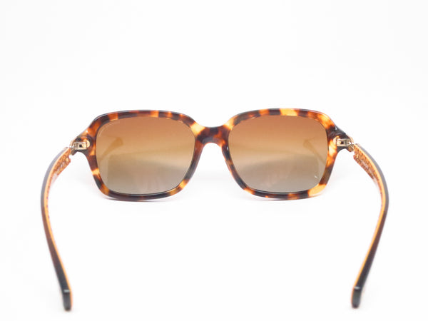 Coach HC 8104 Ashley 5230/T5 Spotty Tortoise / Brown Gold Signature Polarized Sunglasses - Eye Heart Shades - Coach - Sunglasses - 7
