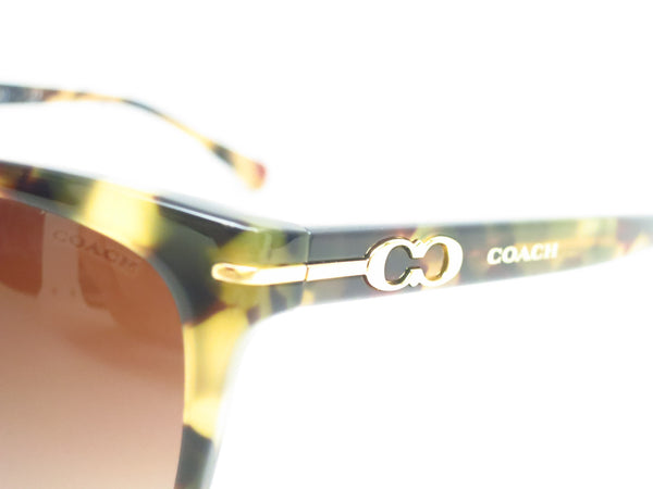 Coach HC 8117 Blakely 5093/13 Dark Vintage Tortoise Sunglasses - Eye Heart Shades - Coach - Sunglasses - 3